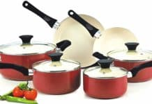 Cook N Home Ceramic Nonstick Cookware Review