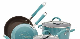 Rachael Ray™ Porcelain Enamel II Nonstick Cookware Review