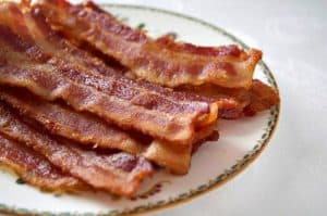 Perfect bacon picture