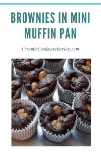 Brownies in Mini Muffin Pan Picture